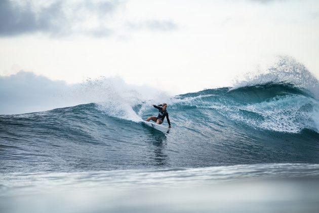 Nikki Van Dijk, Honolua Bay, Maui, Havaí. Foto: WSL / Dayanidhi Das.