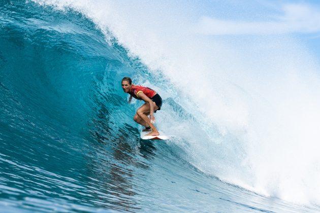 Stephanie Gilmore, Honolua Bay, Maui, Havaí. Foto: WSL / Keoki.
