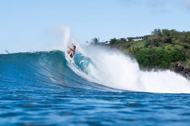 Tyler Wright, Honolua Bay, Maui, Havaí. Foto: WSL / Keoki.