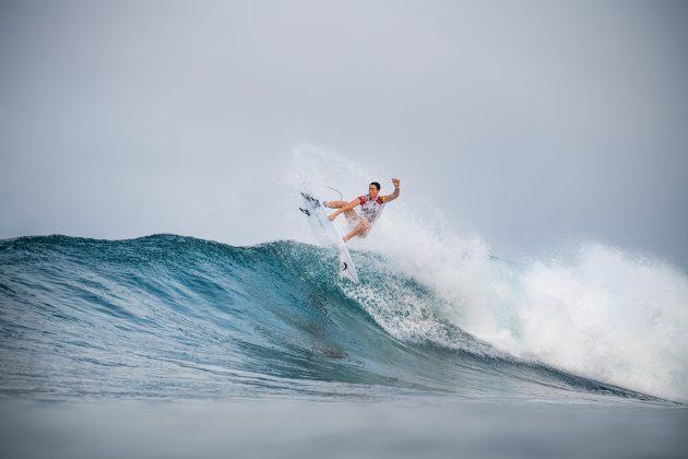 Tyler Wright, Honolua Bay, Maui, Havaí. Foto: WSL / Dayanidhi Das.