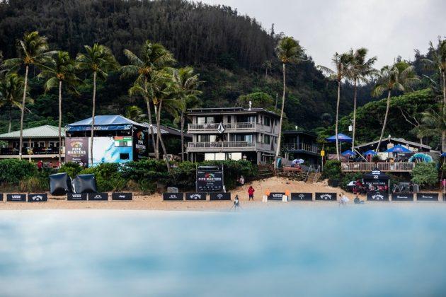 Billabong Pipe Masters 2020, North Shore de Oahu, Havaí. Foto: WSL / Brent Bielmann.