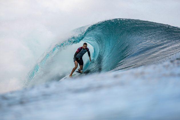 Ryan Callinan, Billabong Pipe Masters 2020, North Shore de Oahu, Havaí. Foto: WSL / Brent Bielmann.