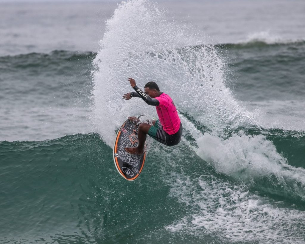 Cauã Costa já ficou em primeiro lugar em várias competições nacionais.