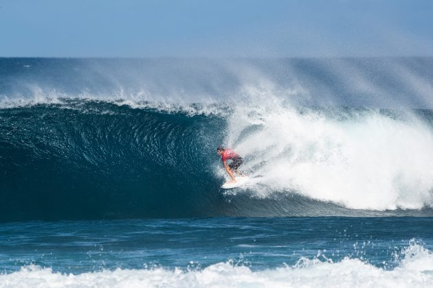 Leonardo Fioravanti, Billabong Pipe Masters 2020, North Shore de Oahu, Havaí. Foto: WSL / Heff.