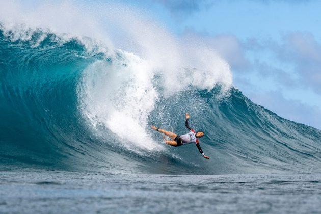 Sally Fitzgibbons, Billabong Pipe Masters 2020, North Shore de Oahu, Havaí. Foto: WSL / Keoki.