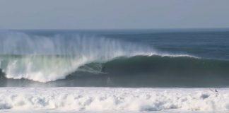 Big swell na Califa