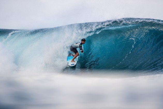 Miguel Pupo, Billabong Pipe Masters 2020, North Shore de Oahu, Havaí. Foto: WSL / Brent Bielmann.