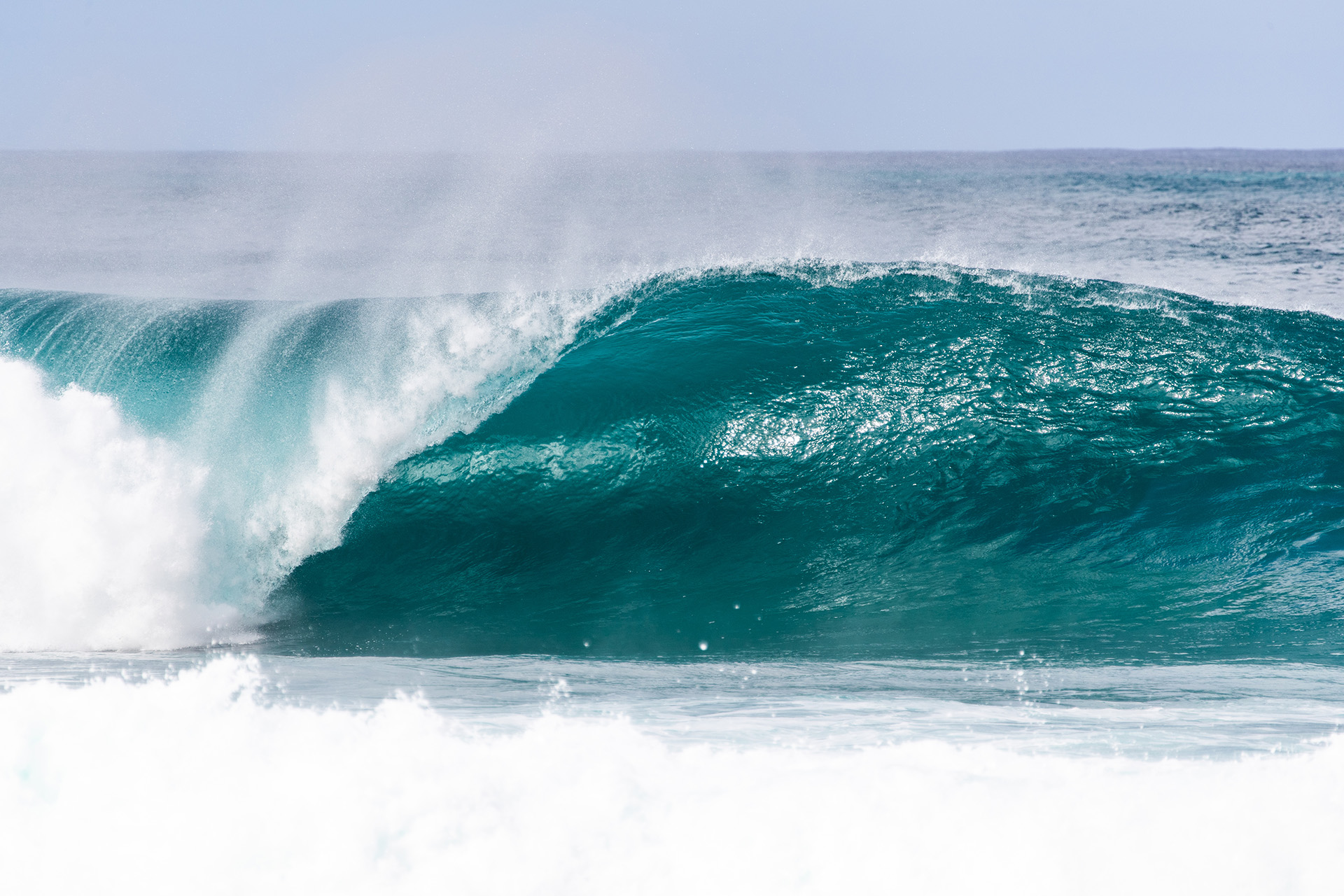 Pipeline, North Shore, Oahu, Havaí
