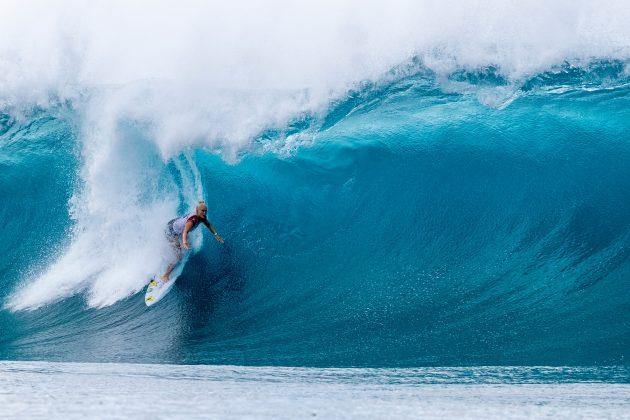 Tatiana Weston-Webb, Billabong Pipe Masters 2020, North Shore de Oahu, Havaí. Foto: WSL / Keoki.