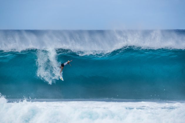 Tatiana Weston-Webb, Billabong Pipe Masters 2020, North Shore de Oahu, Havaí. Foto: WSL / Brent Bielmann.