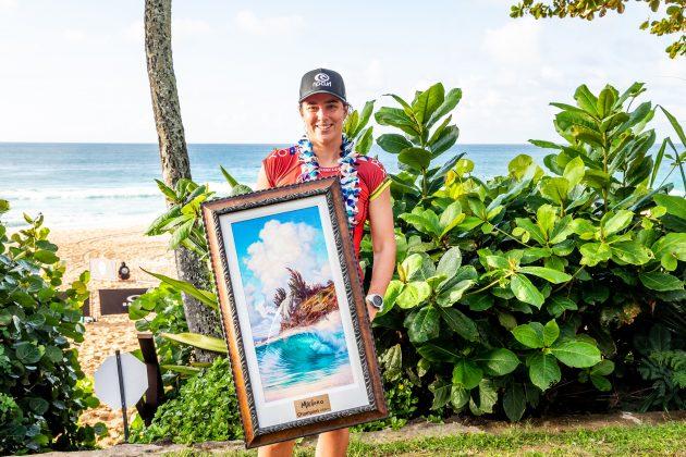 Tyler Wright, Billabong Pipe Masters 2020, North Shore de Oahu, Havaí. Foto: WSL / Heff.