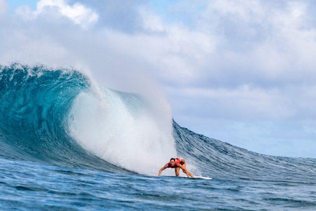Tyler Wright, Billabong Pipe Masters 2020, North Shore de Oahu, Havaí. Foto: WSL / Keoki.