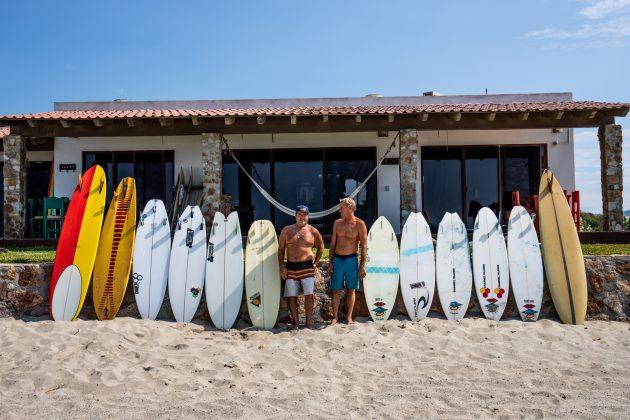 Free Scrubber, Salina Cruz, México. Foto: Andy Potts.