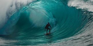 À procura do swell