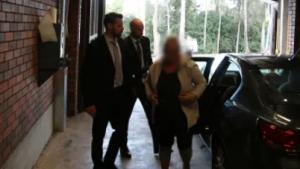 Shane Maree Hatton é detida na Austrália.