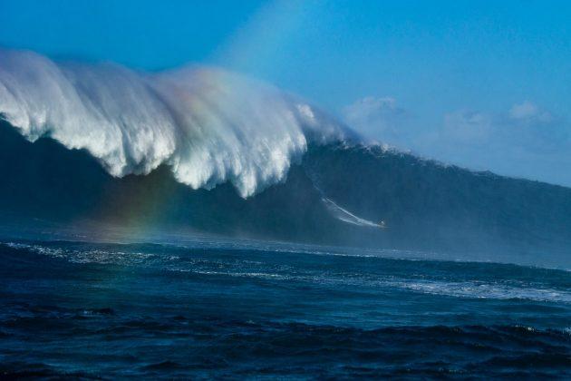 Yuri Soledade, Jaws, Maui, Havaí. Foto: Fred Pompermayer.