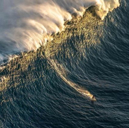 Yuri Soledade, Jaws, Maui, Havaí. Foto: Daniel Sullivan.