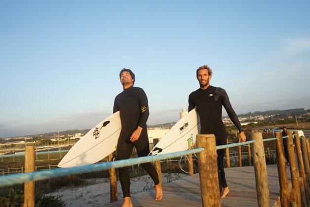 Francisco Alves e Frederico Morais, Espinho, Portugal. Foto: Divulgação.