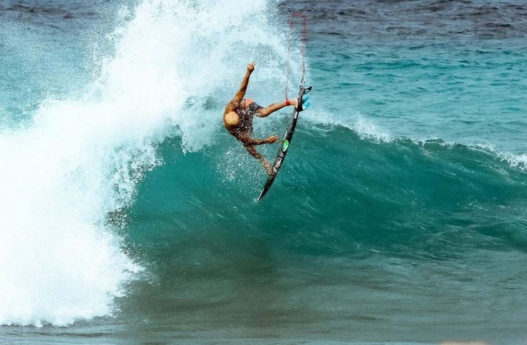 Saideira no Havaí