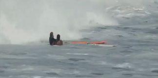 Resgate dramático em Puerto