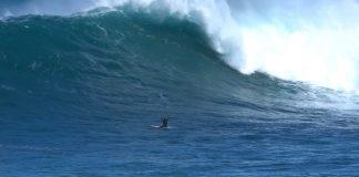 Swell histórico em Waimea