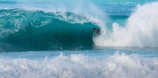 Tubo ou nada no Havaí
