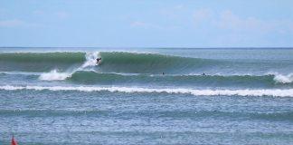 Laje desperta em Bali