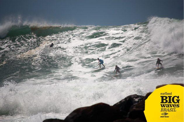 David Nagamini, Praia do Silveira, Garopaba (SC). Foto: Carolina Scorsin.