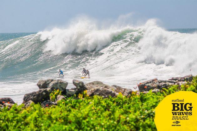 David Nagamini, Praia do Silveira, Garopaba (SC). Foto: Rodrigo Magno Peixoto.