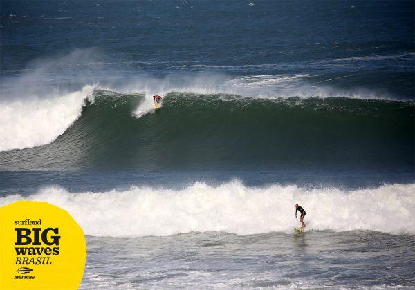 Frederico Zappelini, Praia do Rosa, Imbituba (SC). Foto: Luis Reis.