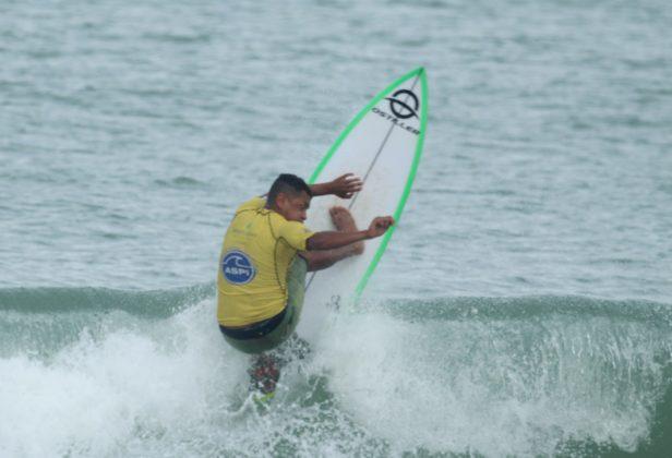 Leandro Moreira, ASPI Grand Master Tour 2021, Atalaia, Itajaí (SC). Foto: Basílio Ruy.