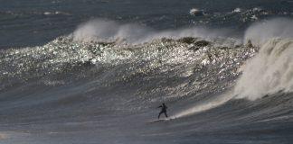 Swell fora de controle