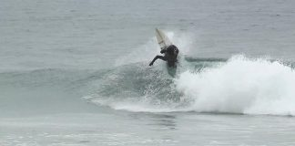 Surfe ataque no Peró