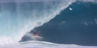 O swell do inverno