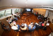 Workshop discute ideias