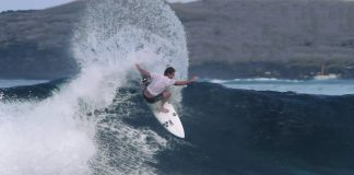 Free surf em St. Leu