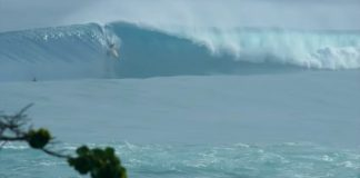 Big surf no Caribe