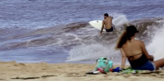 Oahu na enchente