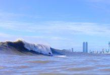Big surf no Parcel