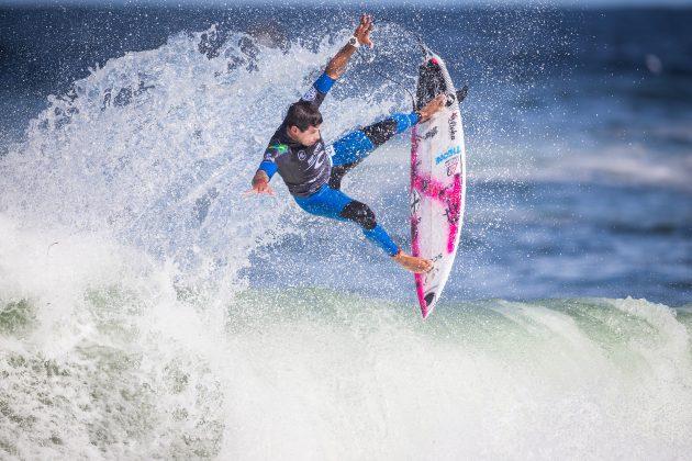 Alex Ribeiro, Newcastle Cup 2021, Merewether Beach, Austrália. Foto: WSL / Dunbar.