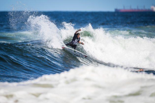 Conner Coffin, Newcastle Cup 2021, Merewether Beach, Austrália. Foto: WSL / Dunbar.