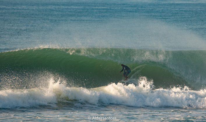 Praia do Francês (AL). Foto: Aldair Santos / @aldairsantoss.