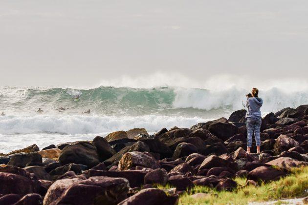 Praia do Silveira, Garopaba (SC). Foto: David Castro / @davidcastrophotos.