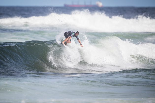 Deivid Silva, Newcastle Cup 2021, Merewether Beach, Austrália. Foto: WSL / Dunbar.