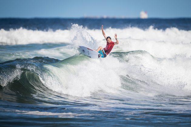 Jordy Smith, Newcastle Cup 2021, Merewether Beach, Austrália. Foto: WSL / Dunbar.