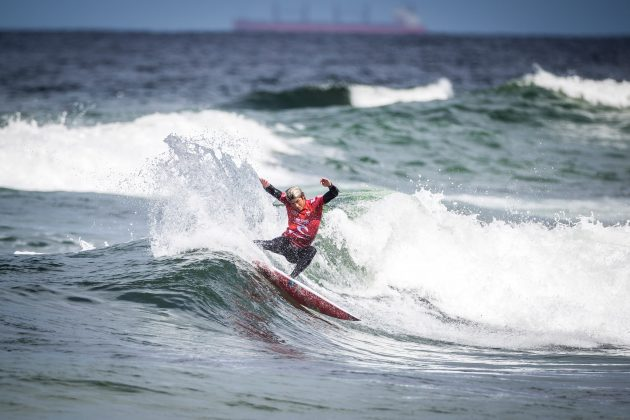 Kanoa Igarashi, Newcastle Cup 2021, Merewether Beach, Austrália. Foto: WSL / Dunbar.