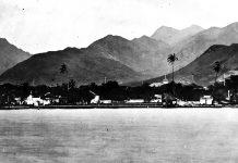 Mark Twain e o banho no Havaí