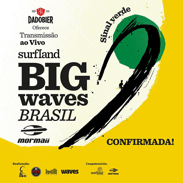 Prêmio Surfland Big Waves Brasil / Mormaii