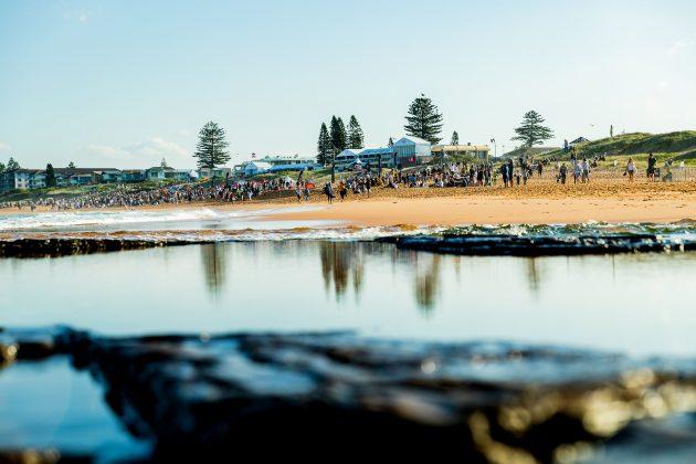Praia, Narrabeen Classic 2021, Sidney, Austrália. Foto: WSL / Dunbar.