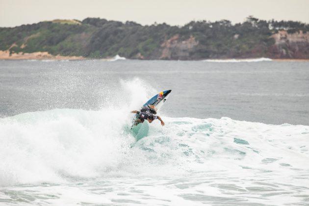 Michel Bourez, Narrabeen Classic 2021, Sidney, Austrália. Foto: WSL / Miers.